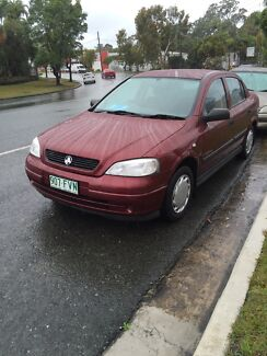 2000 Holden Astra TS, manual with only 124,000kms Preston Darebin Area Preview