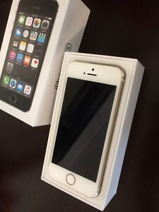 iPhone 5S (excellent condition/unlocked)