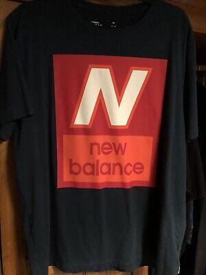 Mens New Balance T-shirt Xl