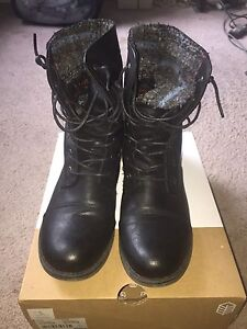 Call it spring 'Locklair' Combat boots