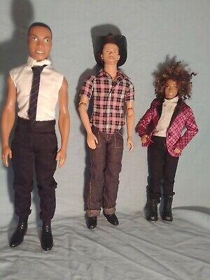 Men barbie dolls
