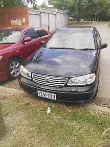 Nissan Pulsar 2005 Auto. Braddon North Canberra Preview
