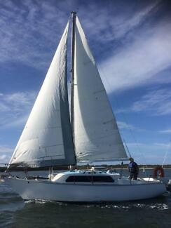 26ft Searle sailing boat **PRICE DROP URGENT SALE** Worongary Gold Coast City Preview