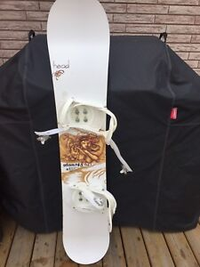 HEAD snowboard and bindings for sale