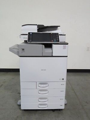 Ricoh MPC2503 C2503 color copier printer scanner - 25 ppm color - Only 2K meter for sale  Shipping to Nigeria