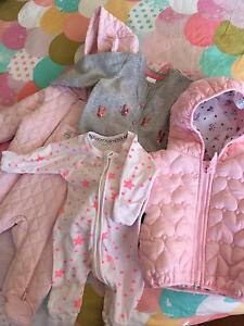 Girls baby clothing BNWOT size 0-3m Balcatta Stirling Area Preview