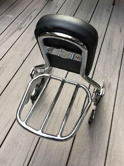 Harley Davidson Luggage Rack