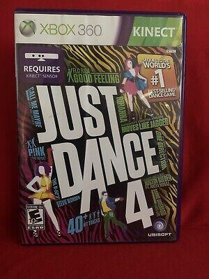 Just Dance 4 XBOX 360 Simulation (Video Game) comprar usado  Enviando para Brazil
