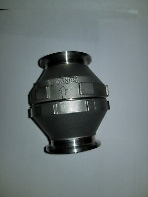 Edwards Exhaust Check Valve