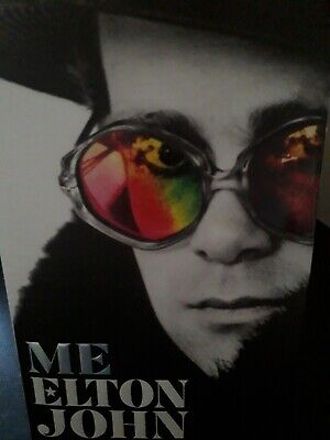 Me Elton John (Official Autobiography, Hardcover) by Henry Holt (2019)