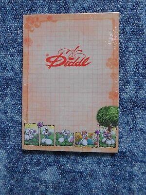 Diddl Block A6 Comic Block Sonderdition  Nr.172 Rendezvous unterm Herzchenbaum