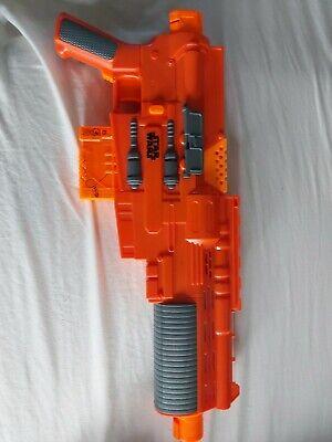 Nerf N-strike Elite Star Wars Jyn Erso Deluxe Blaster Semi Automatic