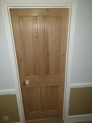 Internal Pitch pine door