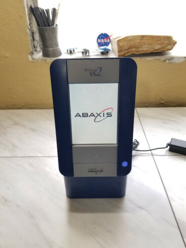 Abaxis VetScan VS2 Blood Chemistry Analyzer (W/ Power Cord & Keyboard) Excellent