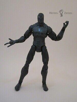 Marvel Spider-Man 3 Movie BLACK SUIT SPIDER-MAN 6-inch Figure 2008