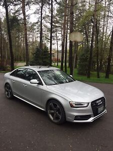 Audi S4 Sedan  3.0 7sp S tronic Progressive