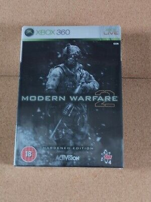 Call of Duty Modern Warfare 2 Hardened Edition Xbox 360 Brand New...