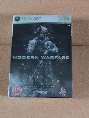 Call of Duty Modern Warfare 2 Hardened Edition Xbox 360 Brand New...