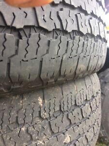 275 /55 20 tires 6 four are great