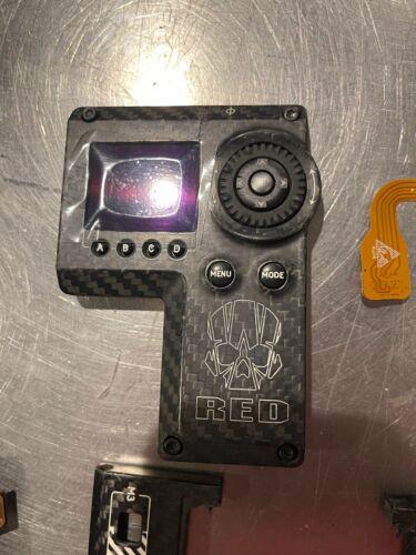 Monstro 8k VV Carbon Fiber Up Grade Body Parts