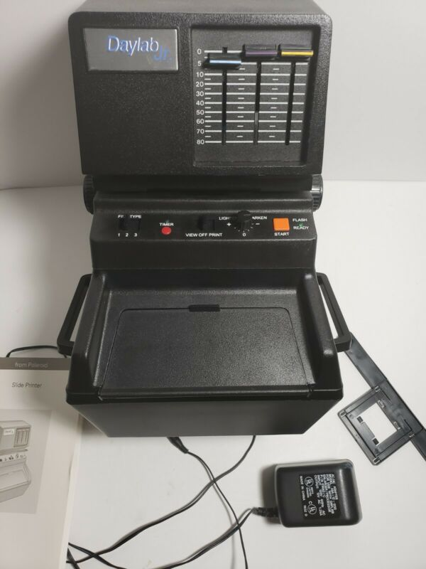 Daylab Jr. From Polaroid Slide Printer