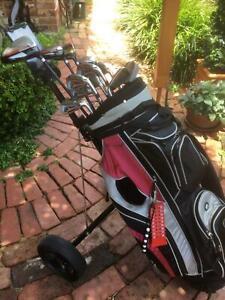 Golf Clubs Persimmon Energy Full Set