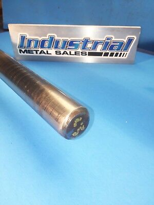 S7 Tool Steel Steel Round Bar 1 Dia X 12-long--free Shipping