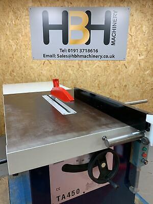 Sedgwick TA450 Tilting Rip Saw - £1950 + Vat