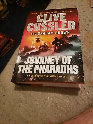 Journey Of The Pharaohs- Clive Cussler