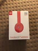 Beats Solo 3 Wireless (Product Red) Mermaid Waters Gold Coast City Preview