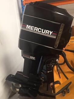 Mercury 100hp outboard