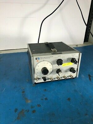 Hpagilent 3310a Function Generator 30day Ror