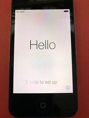 Apple iPhone 4 - 32GB - Black (AT&T) A1332 (GSM)