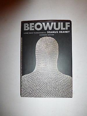 Heaney, Seamus BEOWULF A New Verse Translation 1st Bilingual Edition 1st
