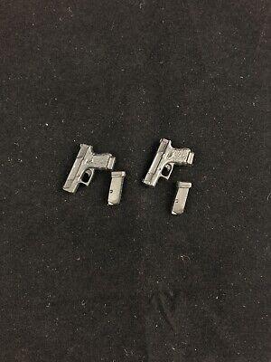 Mezco One:12 John Wick 2 Taran Tactical Glock 26 Gun Pistol Action Figure 6 1/12