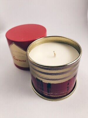 ILLUME Anemone Luxury Scented Candle 11.8 Oz Soy Wax Large 50+ Hr Burn Time - Illume Wax Candle