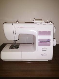 Janome sewing machine in south australia sewing machines janome sewing machine fandeluxe Choice Image