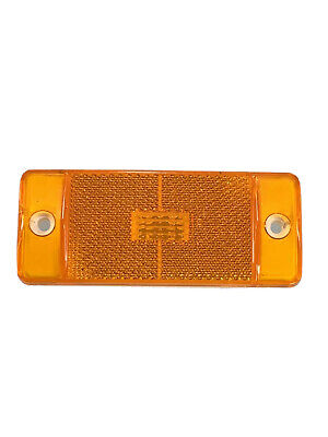 FORD BRONCO 1970-1977 F SERIES TRUCK 1969-1972 AMBER SIDE MARKER LIGHT NEW