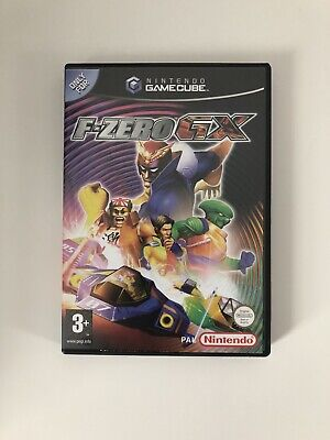 F-Zero GX Nintendo Gamecube PAL Complete for sale  Shipping to Nigeria