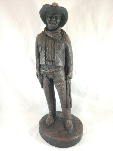 Largo * J.D. Case Shotgun Rider * Western Sculpture
