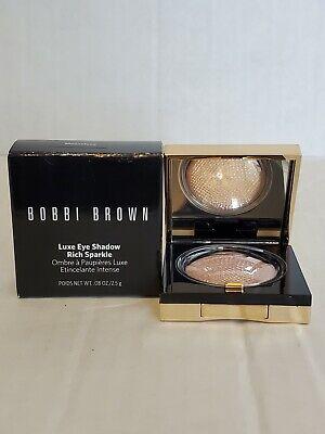 Bobbi Brown Luxe Eye Shadow - Rich Sparkle MOONSTONE - NIB