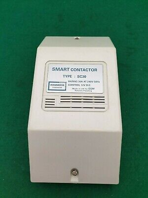 Hawker SC30 Smart Contactor For Alarm Systems 30 Amp