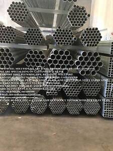 GALVANISED PIPE-32NB*3.25MM FOR STEEL FENCING POSTS,FABRICATION Smithfield Parramatta Area Preview