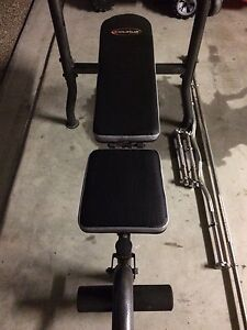 Bench press & bars Mount Low Townsville Surrounds Preview