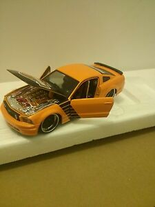 FORD MUSTANG DIECAST CAR HARLEY DAVIDSON Windsor Region Ontario image 1