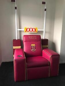 Queensland Maroon Throne Chair Cleveland Redland Area Preview