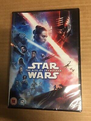 Star Wars: The Rise of Skywalker [DVD] Sealed