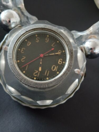 military Tank instrument Clock of the USSR 5 days