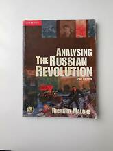 Analysing the Russian Revolution 2nd edition by Richard Malone Cranbourne East Casey Area Preview