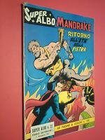 Super Albo Spada- Mandrake -n°22 B -del 1962- Raro Da Lire 100- Superalbo -  - ebay.it